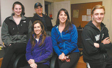 Welcome faces in a crisis: Ambulance corps welcomes five