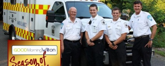 Wilton Ambulance Calls Up Year-to-Year, In Need of Funding